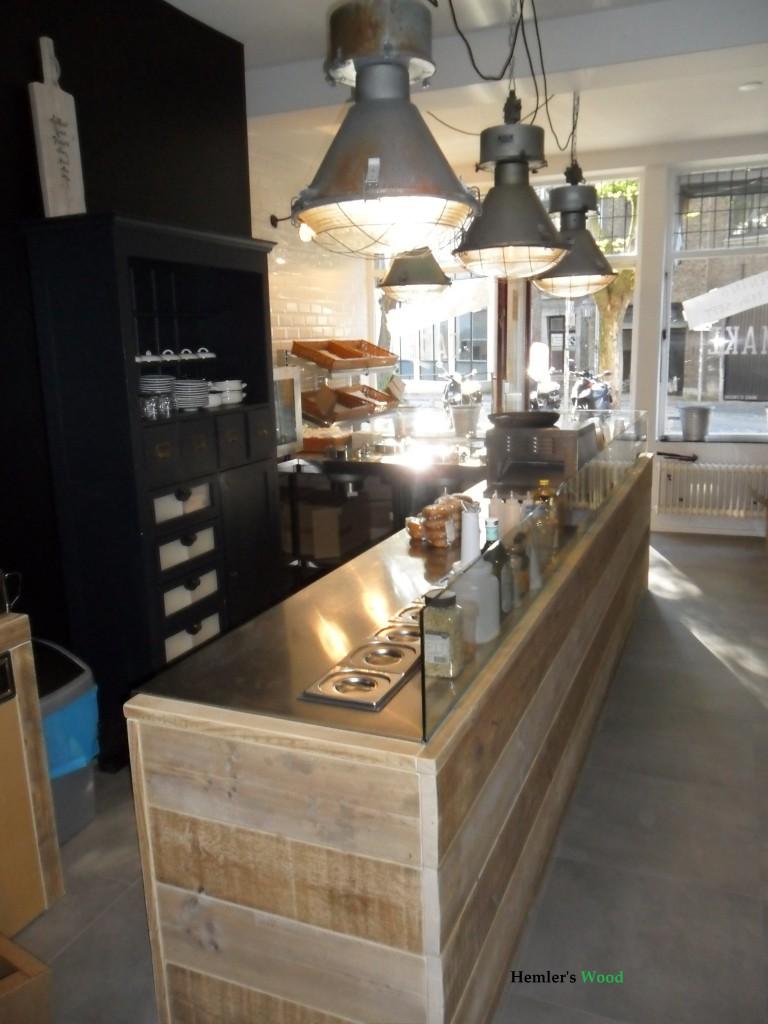 Broodjes zaak Make and Take Maastricht